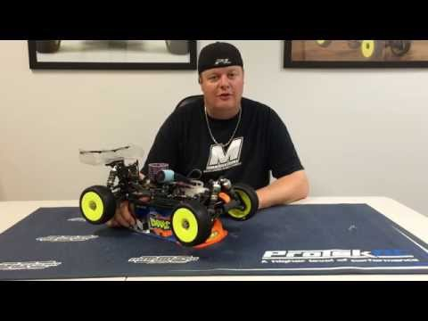 Adam Drake from Mugen Seiki Racing talks about tuning with diff fluids.