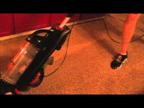 Eureka Brushroll Clean Technology Vacuum Model AS3401A Bagless With Suction Seal