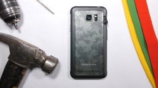 The Rugged Galaxy S7 Active - The World's Most Indestructible Phone?