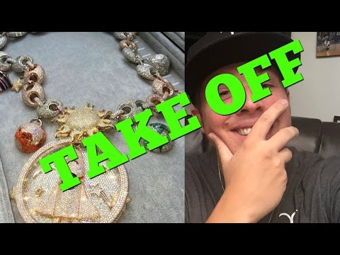 TAKEOFF of the MIGOS Jewelry Review