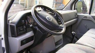 УазТех: Volkswagen LT с двигателем Mercedes om602