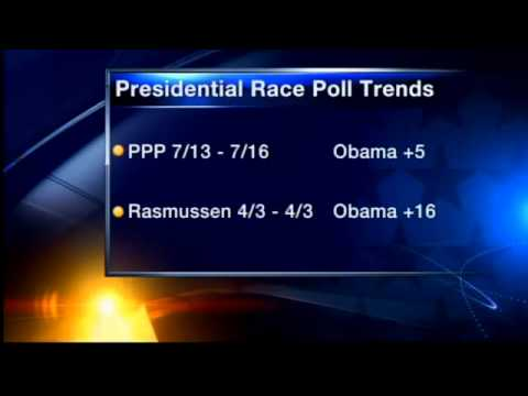 NM poll shows Romney-Obama gap narrows