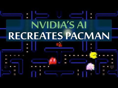 NVIDIA's AI Recreated PacMan! 👻