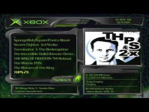Lista De Juegos Xbox Clasico 250gb Mod Youtube