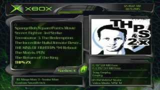 lista de juegos XBOX clasico 250gb mod