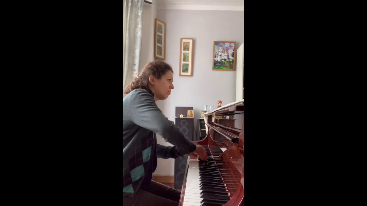 Piano Diaries - Pushing Forwards