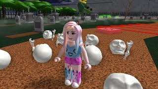 IN THE CIMETIERE ... - ROBLOX
