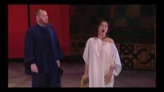 MOZART - ABDUCTION FROM THE SERAGLIO -IMPOSSIBLE PERFORMANCE