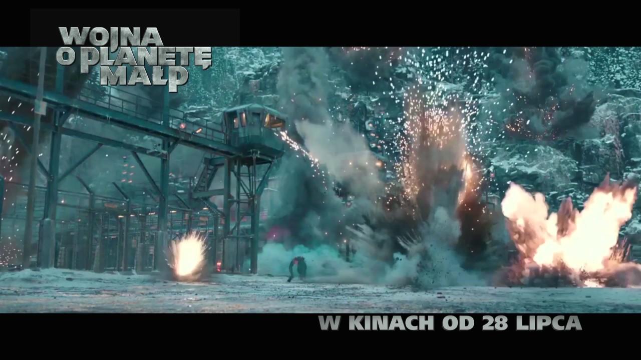 Wojna o planetę małp | TV Spot [#5] | 2017