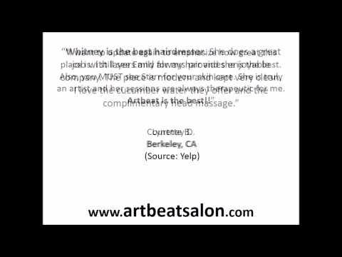 Artbeat Salon & Gallery - Berkeley Reviews