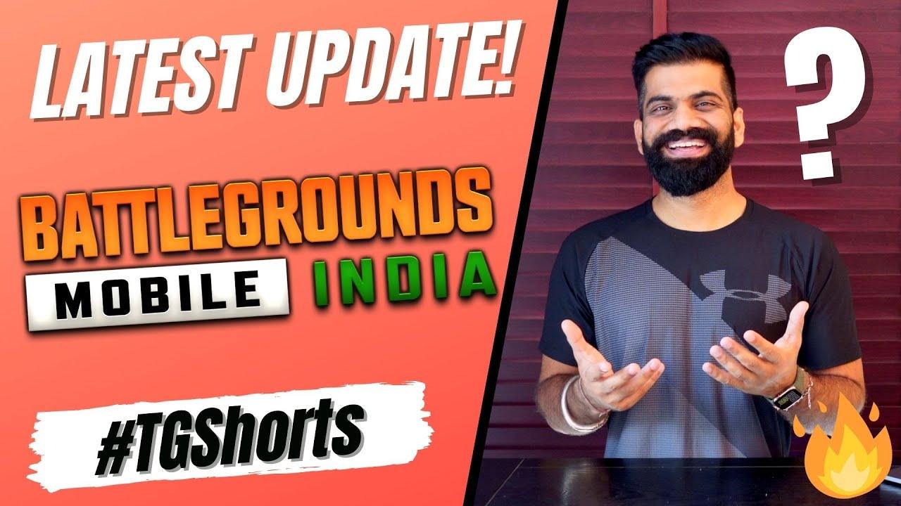 Battlegrounds Mobile India Launched | #TGShorts #Shorts🔥🔥🔥