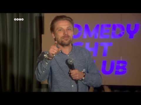 Comedy Fight Club Live: Jakob Svendsen - Religion