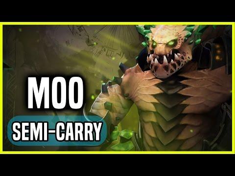 Dota 2 Moo Plays Underlord - Semi Carry