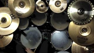 Avenged Sevenfold - Unholy Confessions - Drum Cover