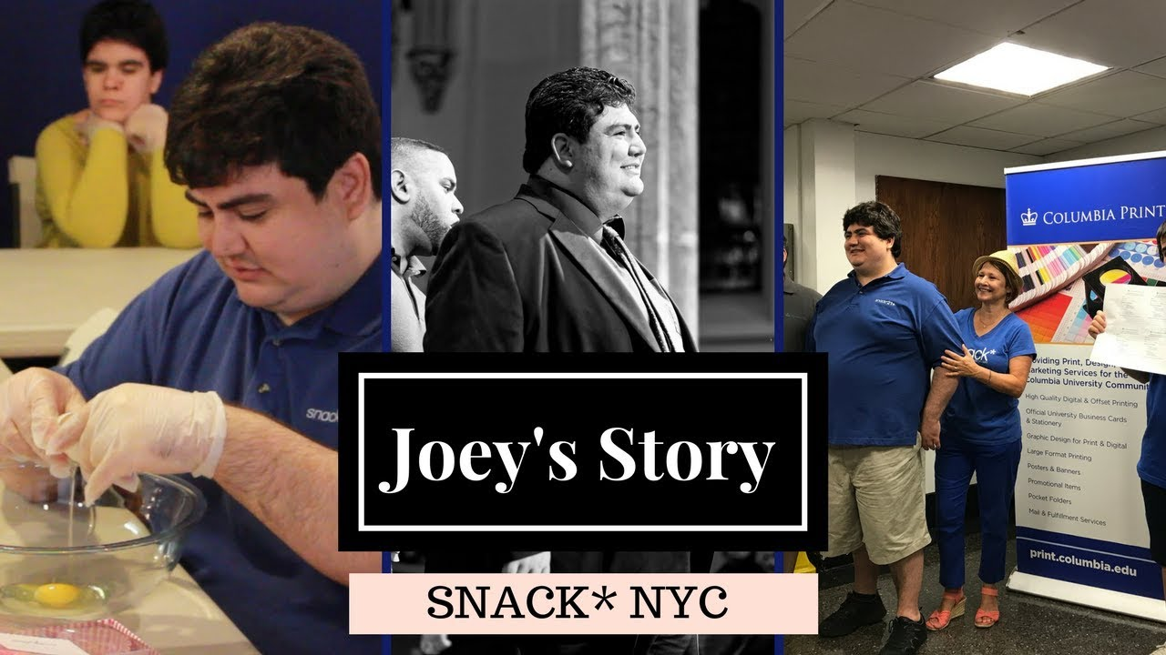 Joey's Story - SNACK NYC