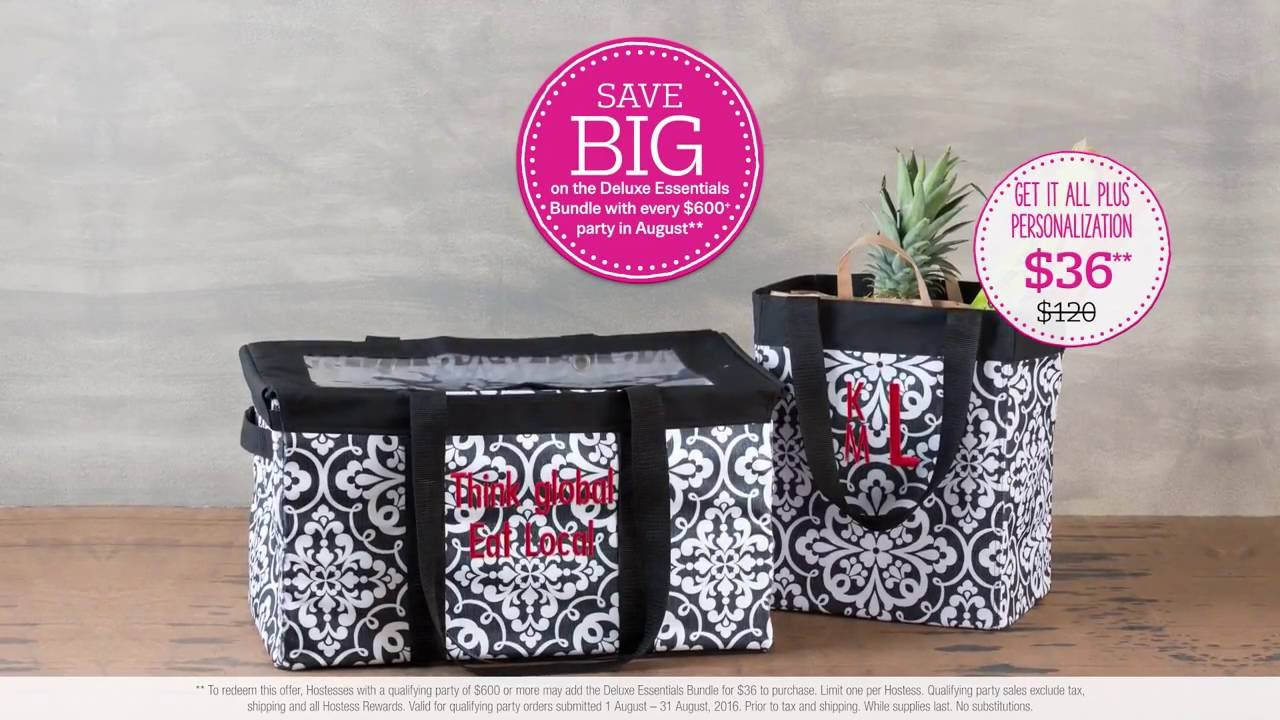 Thirty One Gifts July 2016 Hostess Special Youtube - Imagez co