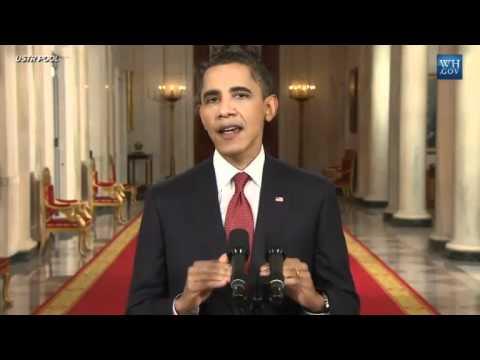 Full Video-Obama Addresses Nation On Debt Ceiling Negotiations