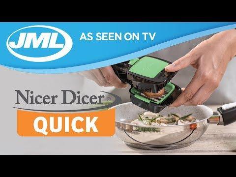 Кухненско ренде Nicer Dicer Quick TV286 10