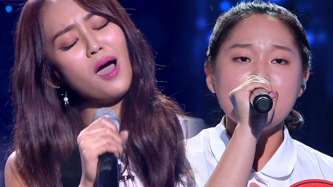 Download SISTAR show insane high note with Son Kyung Jin  in 'Crying' 《Fantastic Duo》판타스틱 듀오 EP14