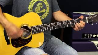 Rachel Platten - Fight Song - How To Play On Guitar - Guitar Lesson - EASY Chords