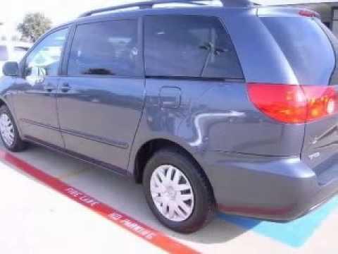 2009 Toyota Sienna Clay Cooley Suzuki Arlington