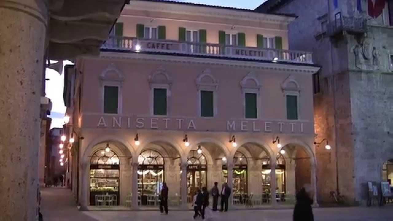 Il Caffè Meletti di Ascoli Piceno e la Sua Storia