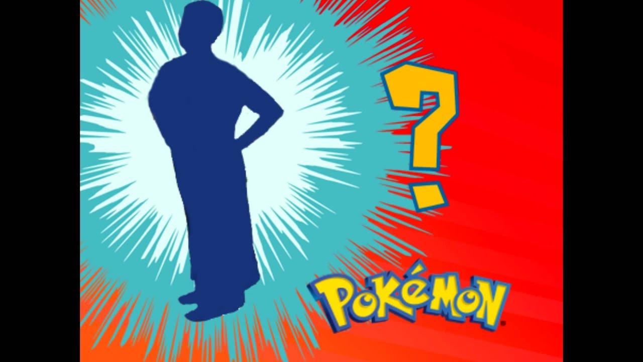 Who's that Pokemon?! - YouTube