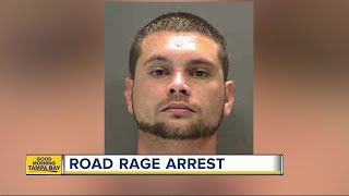 Man accused of waving gun during road rage incident on I-75