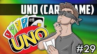 A NEW UNO DREAM TEAM!? | Uno Card Game #29 Ft. Mini, Scotty, Kryoz