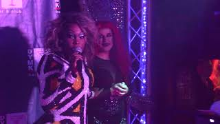 For the love of Drag @ DYMK - Asia O'Hara Banter 1