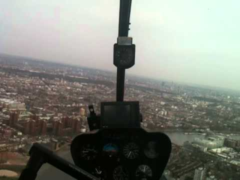 London Helicopter Sightseeing Flight