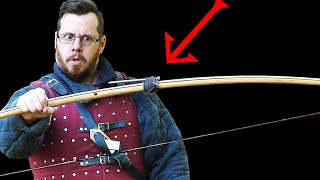 Medieval fantasy adventurers and archers will LOVE this!