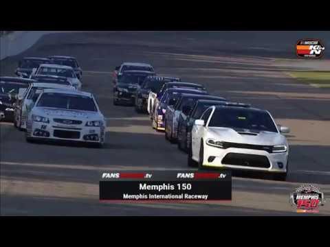Memphis International Raceway >> Nascar K N Pro Series East 2019 Memphis International Raceway Full Race