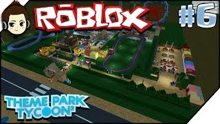 Roblox Themenpark Tycoon 2 Indonesien-CREATE BEAUTIFUL GARDEN Teil 6 | The RendyFizzy
