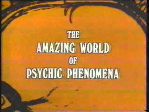 1976 Sunn Classic Pictures Intro The Amazing World Of Psychic Phenomena