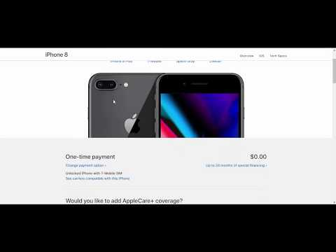 how to get a free iPhone 8 plus