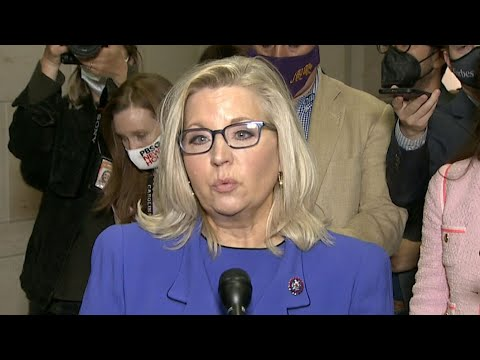 Liz Cheney ousted, vows to stop Trump from going back to Oval office