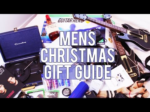 good christmas gifts for guys you just started dating