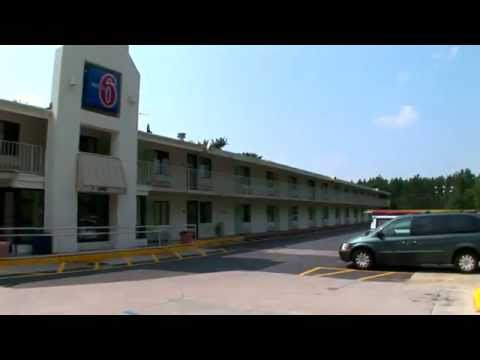 Motel 6 Springfield - Chicopee (Massachusetts) Video Tour