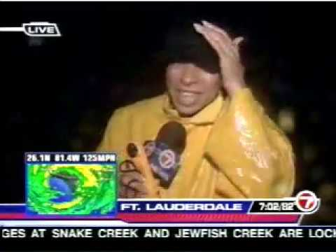 Hurricane Wilma News Coverage - Before, During, and After the Storm