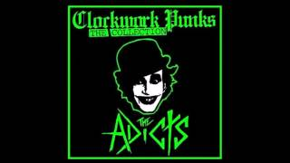 The Adicts - Clockwork Punks (FULL ALBUM)