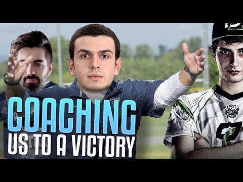 COACHING US TO A VICTORY