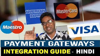 Complete Guide to Add Payment Gateway to any Website.!! Debit/Credit Card & Net Banking