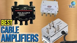 7 Best Cable Amplifiers 2017