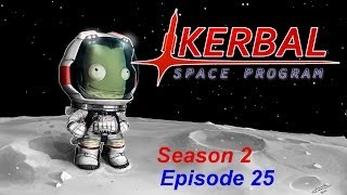 Kerbal Space Program S2E25 - unser Eismond - Let