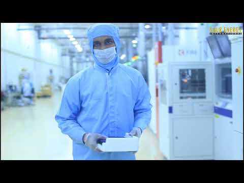 High Quality Solar Cell and Solar Module Manufacturing in In
