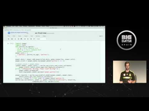 Google Cloud Platform to predict football matches by JORDAN TIGANI at Big Data Spain 2014