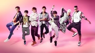 GENERATIONS from EXILE TRIBE 'Ore Ranking Top 10' ENG SUB 1/2