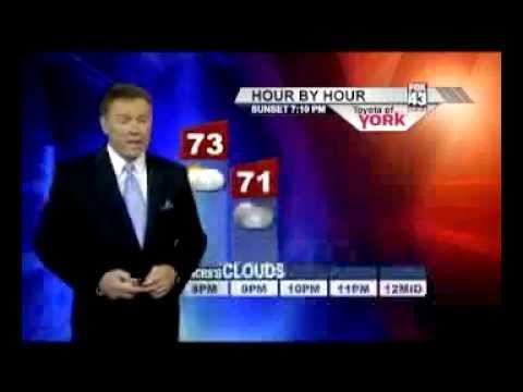 Jim Buchanan Fox 43 Weather