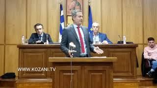 Στ. Κωνσταντινίδης στο Περ. Συμβούλιο για ΔΕΗ